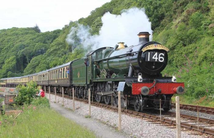 Paignton-Dartmouth-Steam-Railway