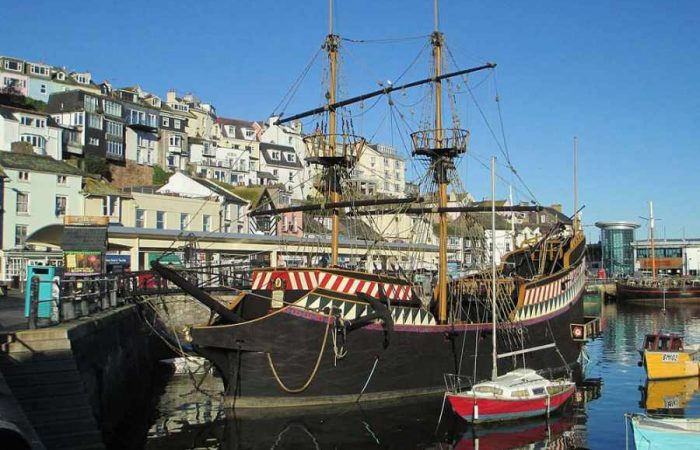 The_Golden_Hind_Brixham